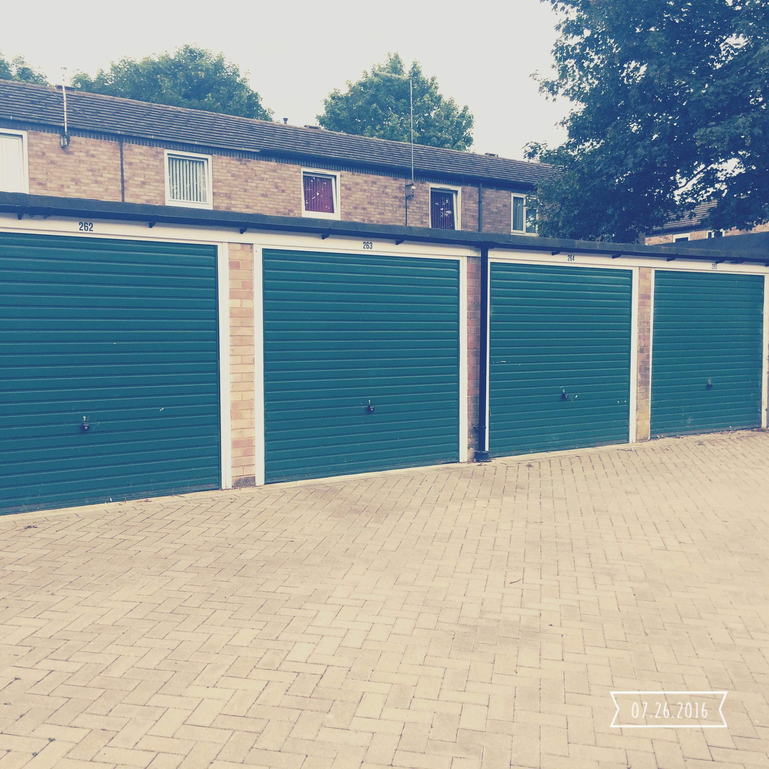 Garages For Rent: Wellingborough Homes