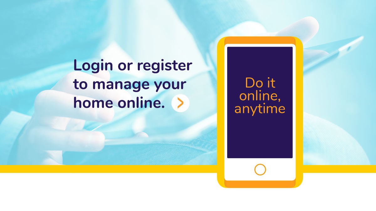 Over a fifth of customers have now registered their account online featured image