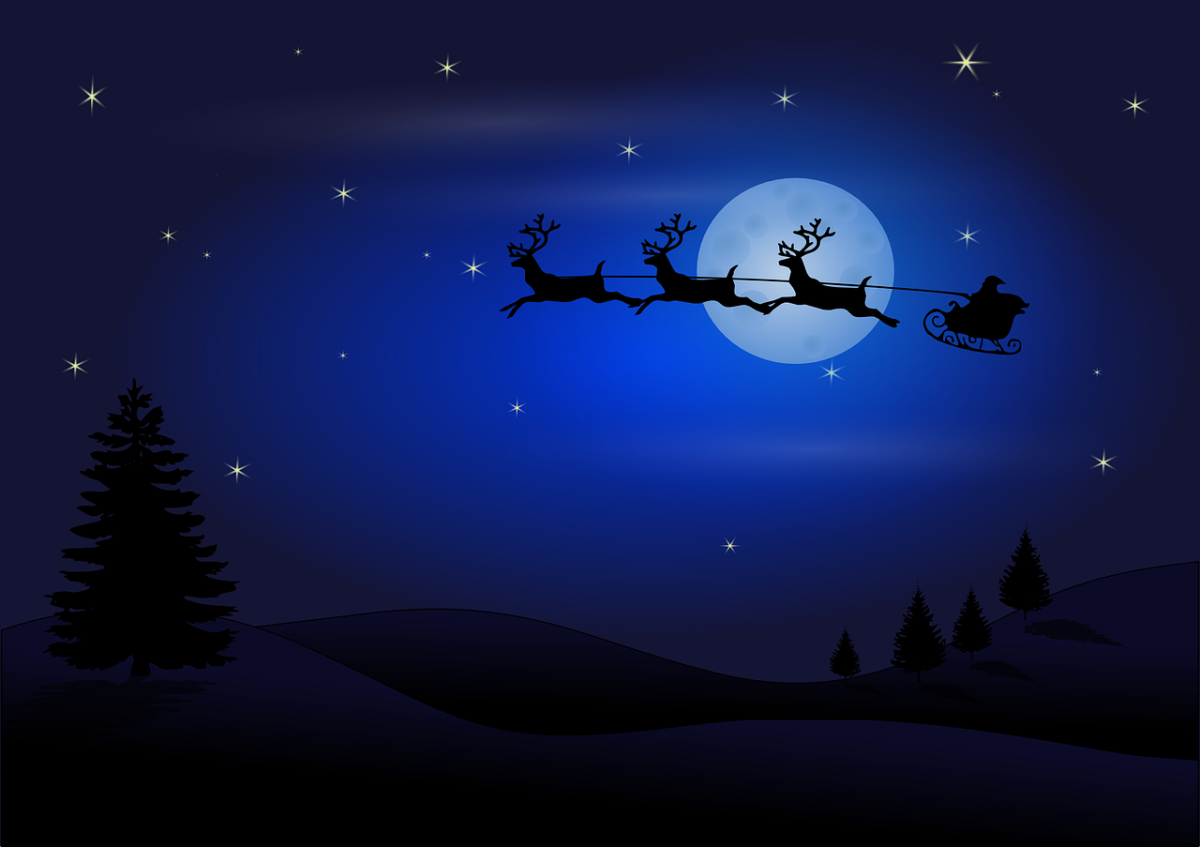 Santa Claus is coming to town! featured image