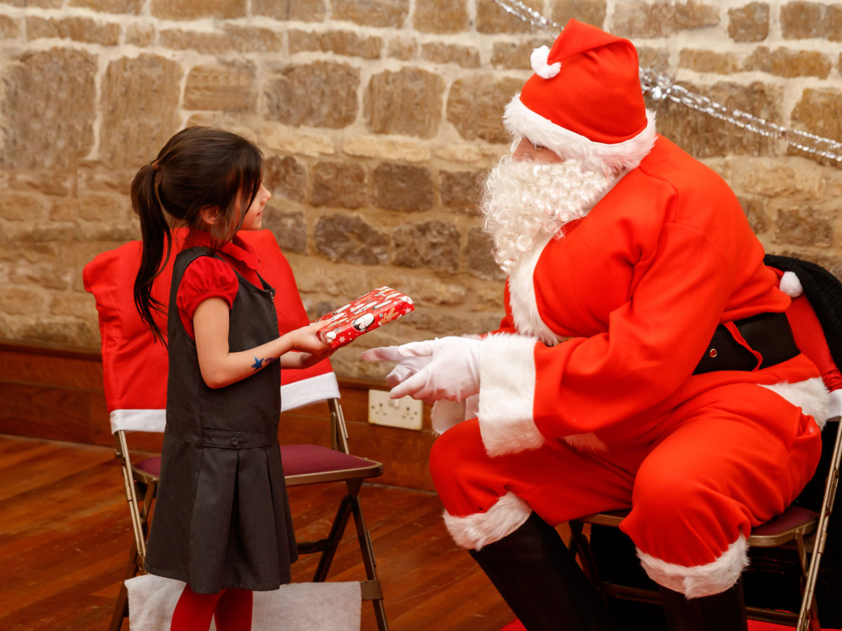 Greatwell Homes customers enjoyed a visit from Santa and plenty of fun activities featured image