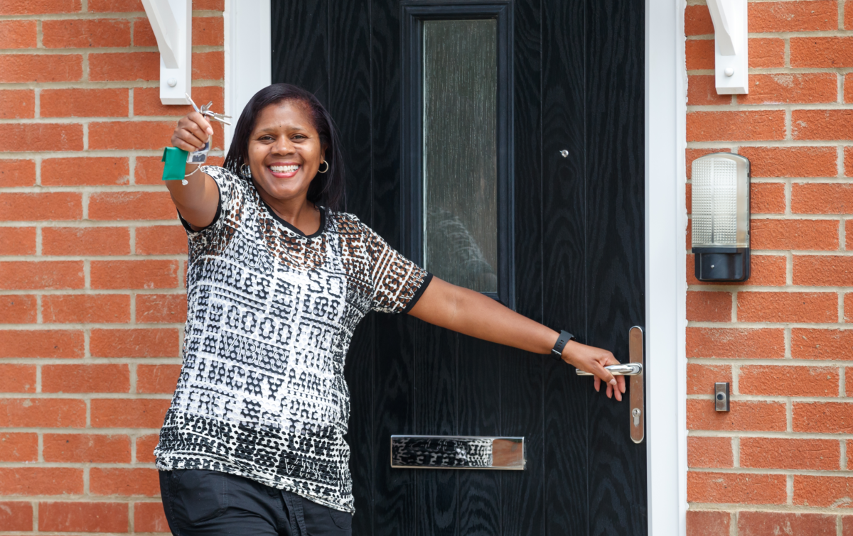 A new start for family as we reach 5,000 homes featured image