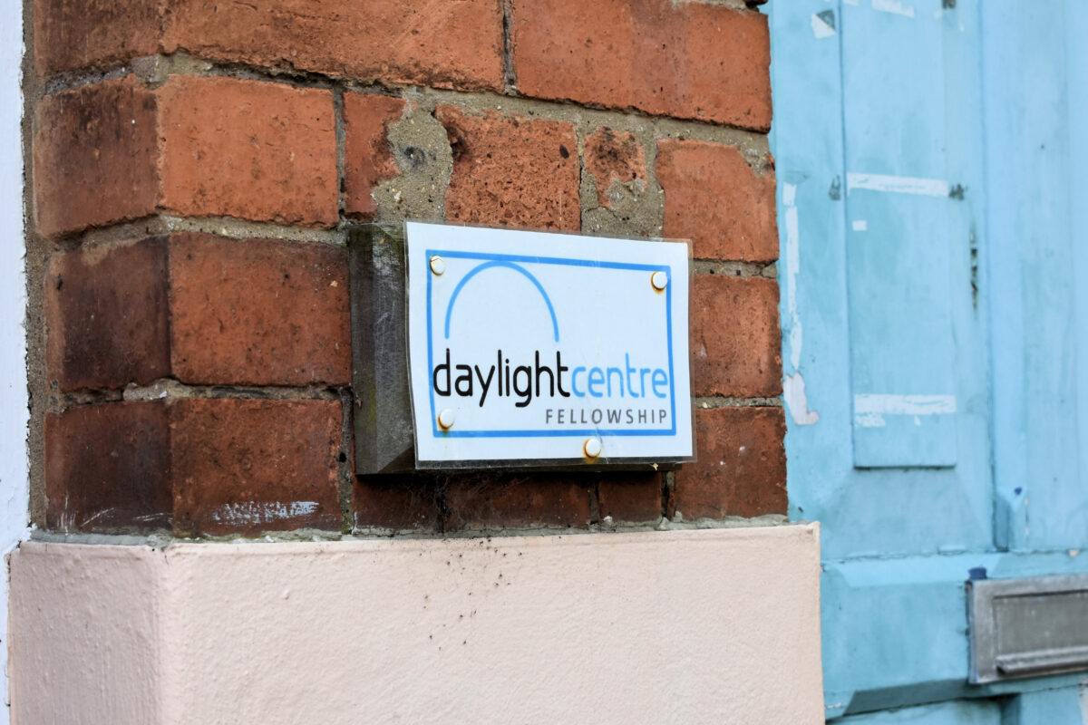 The Daylight Centre receives a £1,000 donation just in time for Christmas featured image